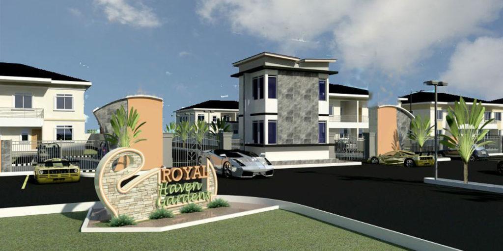 Royal Haven Garden Ikorodu