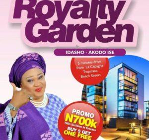 royalty garden Ibeju Lekki