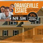 Orangeville estate Ajah