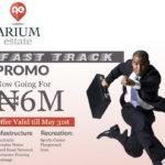 Arium Estate Abijo GRA promo