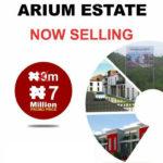 Arium estate Abijo GRA, Ajah Lekki