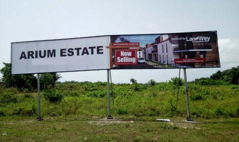 Arium estate Abijo