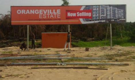 Orangeville estate Lekki Scheme 2 Ajah