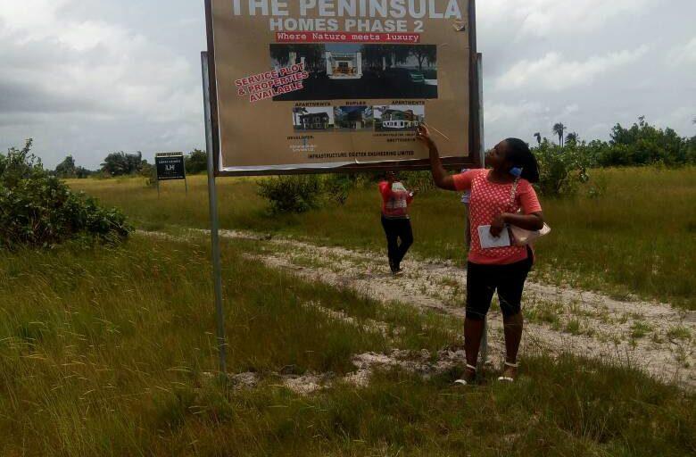 Peninsula Homes estate 2