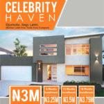 celebrity haven estate close to lekki free trade zone Ibeju Lekki